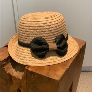 Accessories - Vintage Inspired Straw Hat